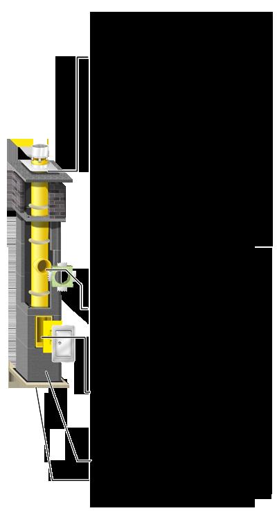 Instrukcja montażu komina